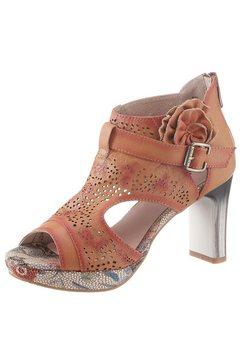 laura vita sandaaltjes »hicao« bruin