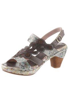 laura vita sandaaltjes »beclforto« grijs