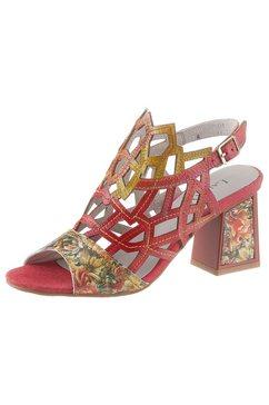 laura vita sandaaltjes »hackio« rood