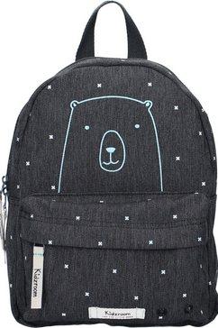 kidzroom kinderrugzak »starstruck s polar bear« grijs