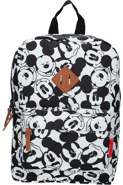 vadobag kinderrugzak »my little bag mickey mouse i« wit
