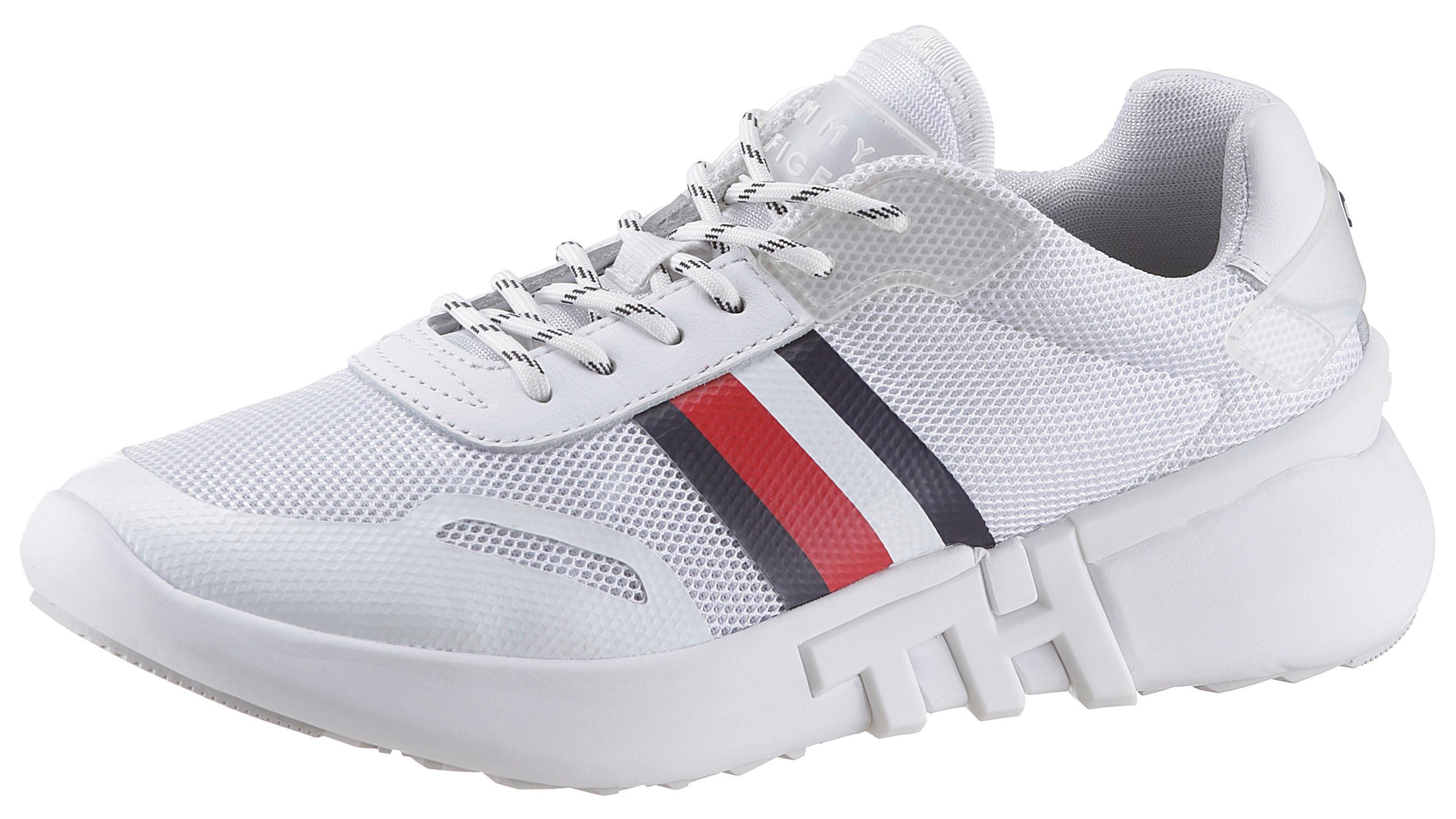 Tommy Hilfiger Sneakers Met Sleehak Sporty Branded Runner Nu Online Bestellen - Geweldige Prijs