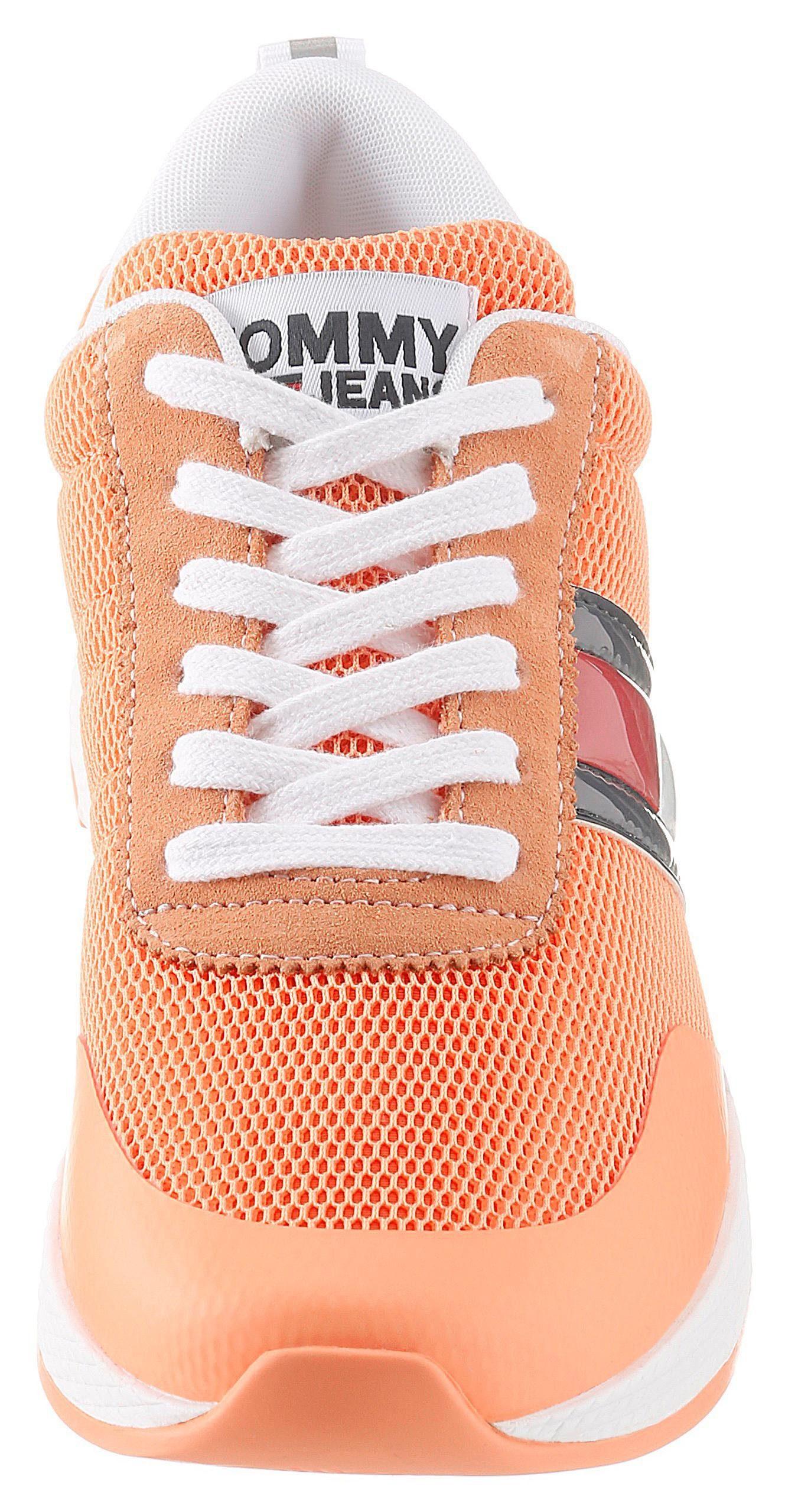 Tommy Jeans Sneakers Met Sleehak Lilly 13c Makkelijk Besteld - Geweldige Prijs