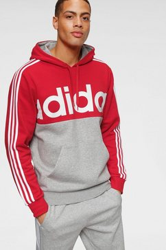 adidas performance hoodie rood