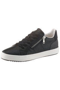 geox sneakers »donna blomiee a« zwart