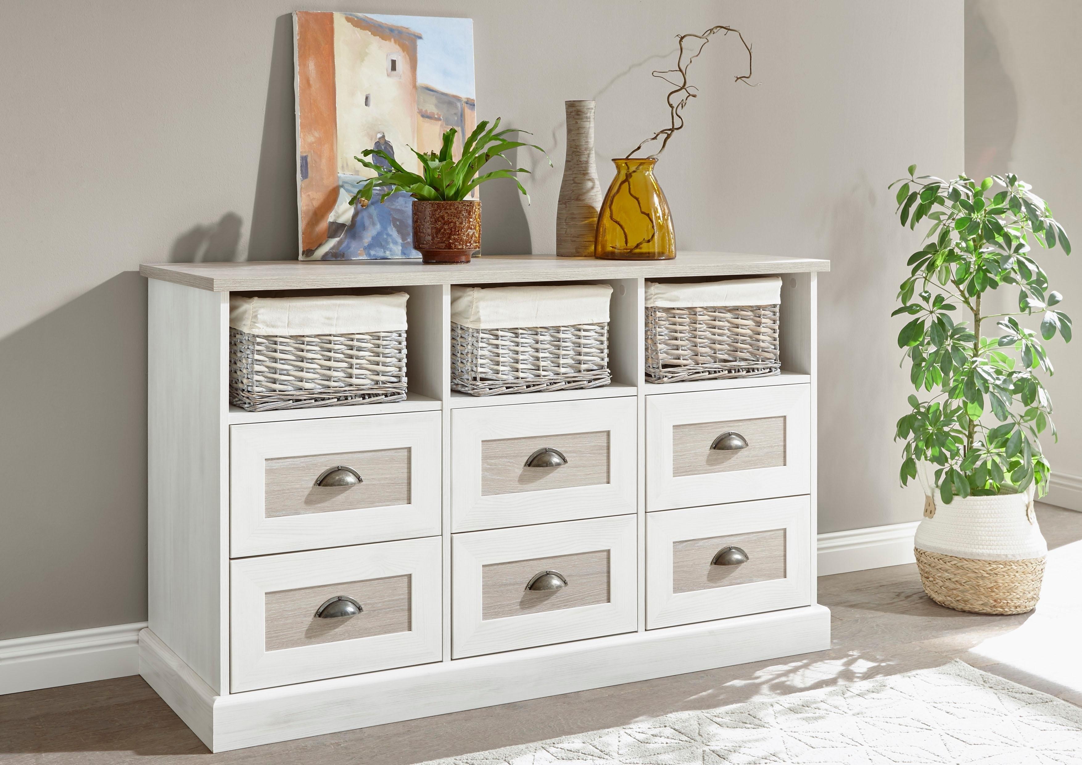 Home affaire tv-meubel Colorado in landelijke stijl bij OTTO online kopen