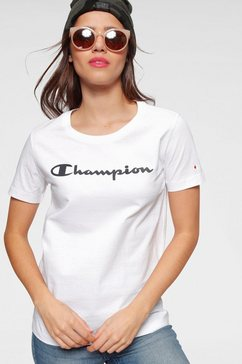 champion t-shirt »t-shirt« wit