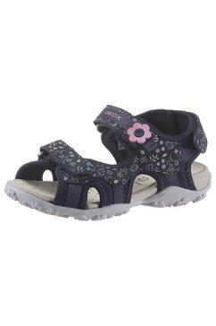 geox kids sandalen »sandal roxanne« blauw