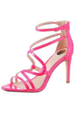 buffalo sandalen roze