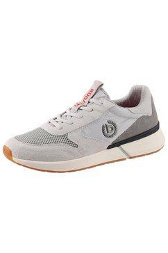 bugatti sneakers »baleno« grijs