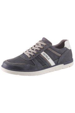 petrolio sneakers blauw