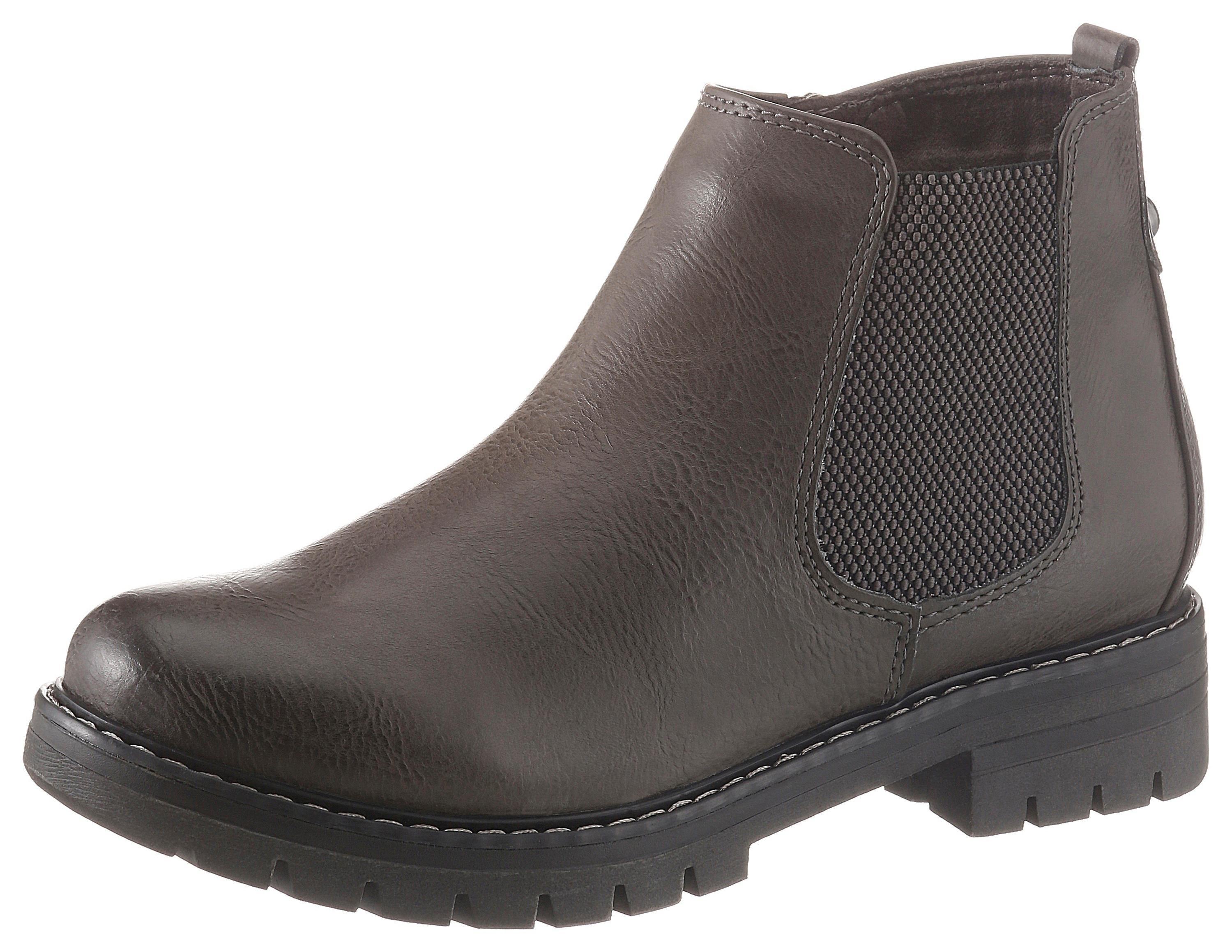 Marco Tozzi chelsea-boots - gratis ruilen op otto.nl