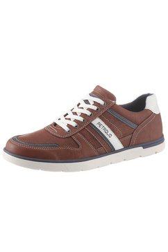 petrolio sneakers bruin