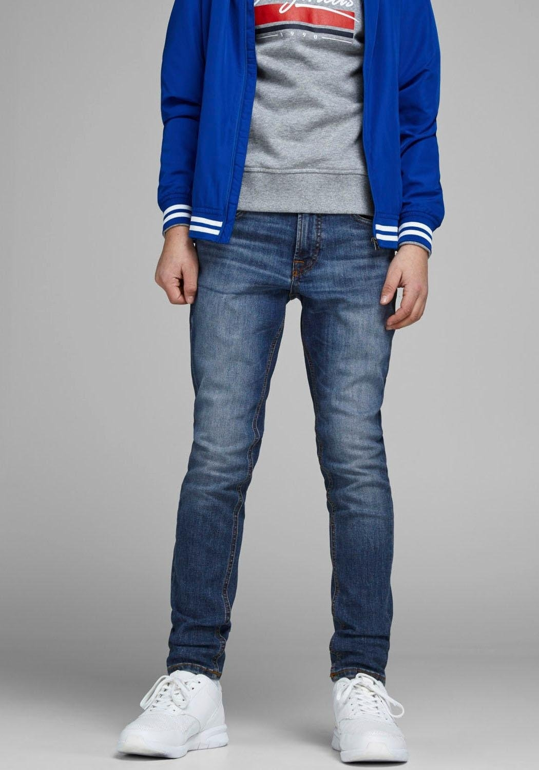 Jack & Jones Junior stretch jeans nu online kopen bij OTTO