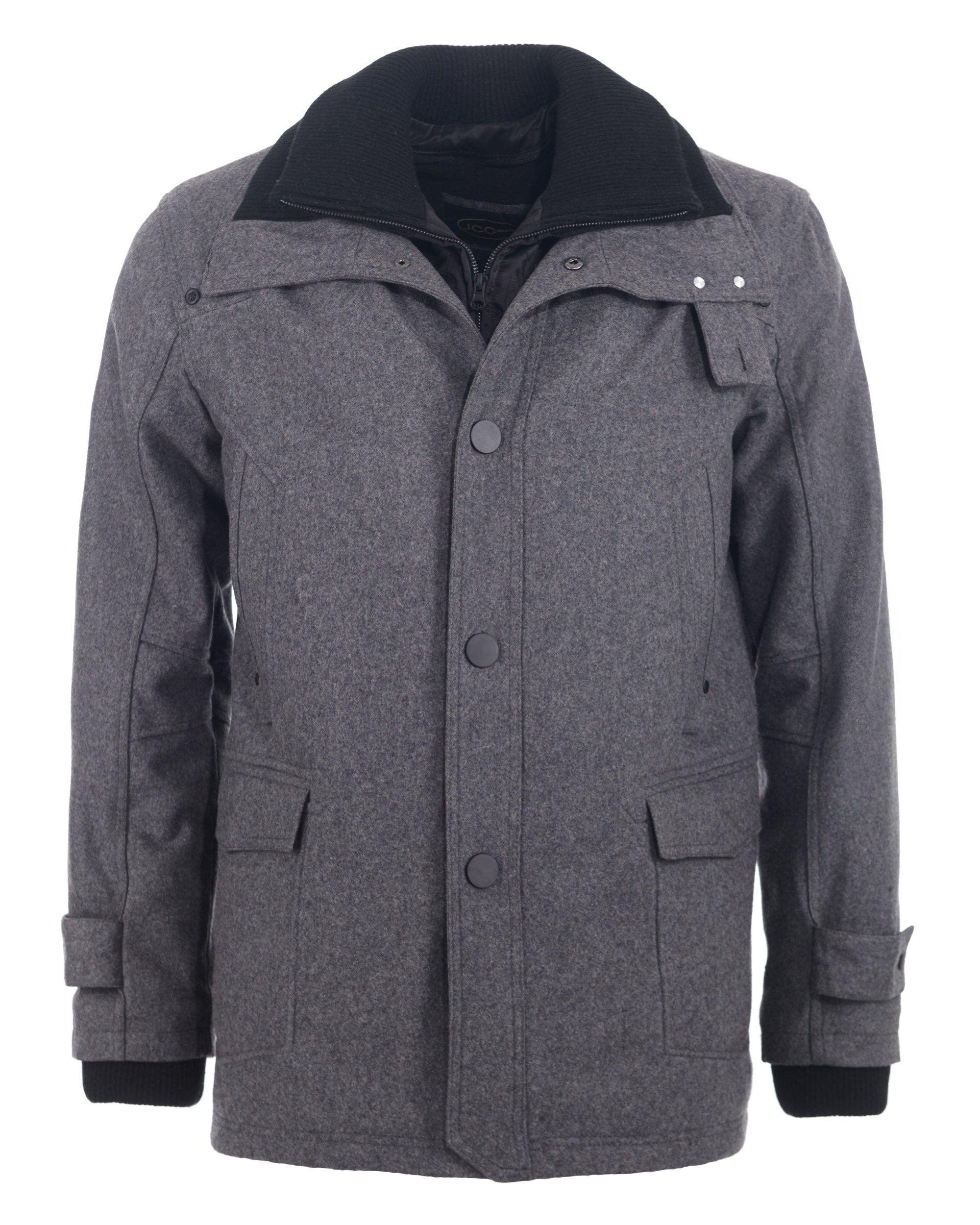 JCC Lange jas voor de koudere jaargetijde »124009« nu online bestellen