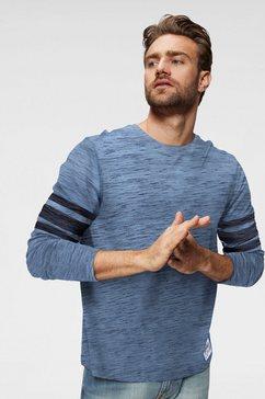 rhode island shirt met lange mouwen blauw