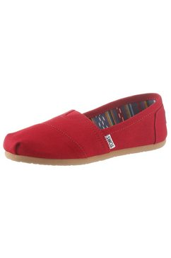 toms instappers »alpargata« rood