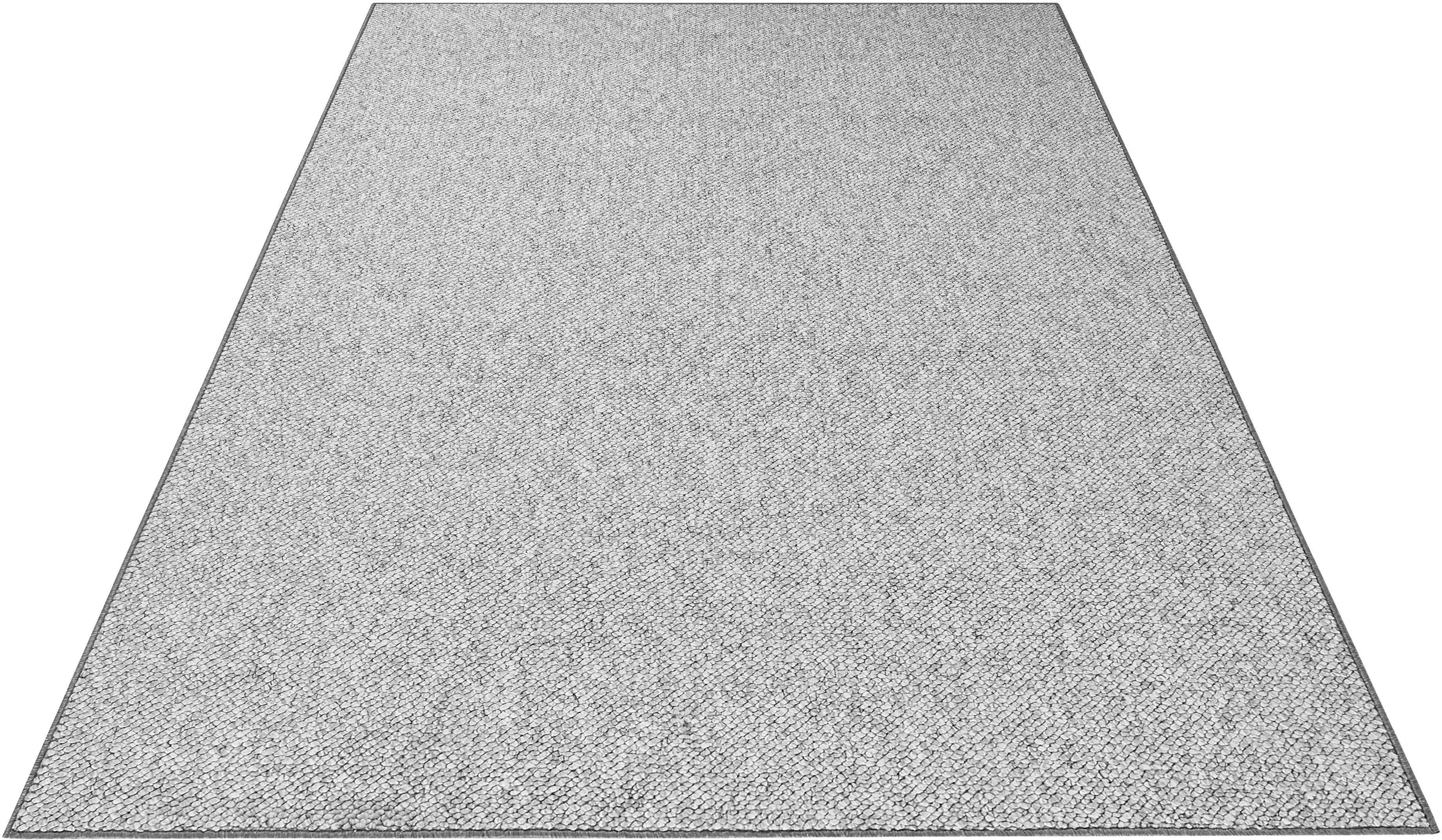 BT Carpet vloerkleed Wolly 2 Wol-look, reliëfeffect, woonkamer - verschillende betaalmethodes