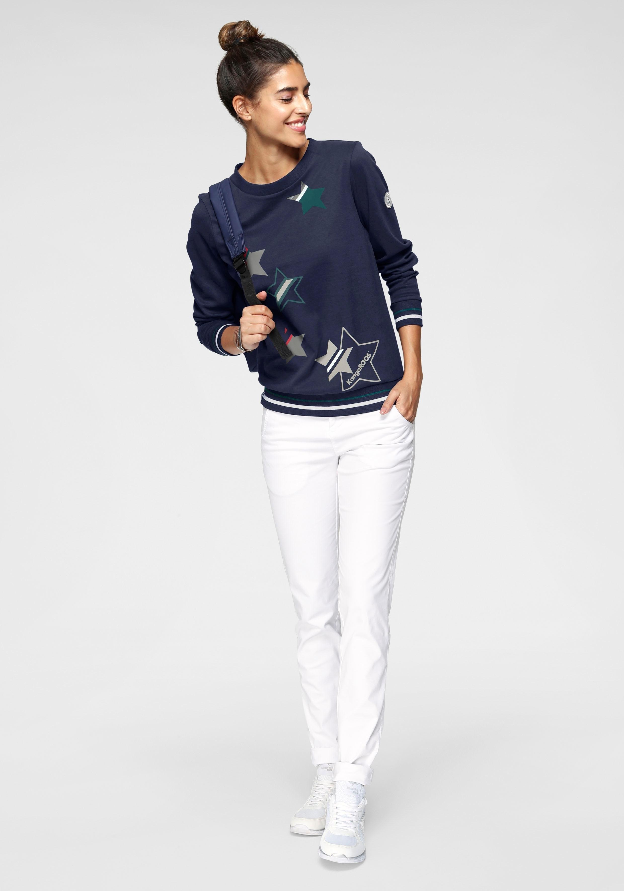 KangaROOS sweater voordelig en veilig online kopen