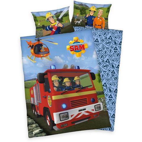 Feuerwehrmann Sam baby-overtrekset Feuerwehrmann Sam, Feuerwehrmann Sam