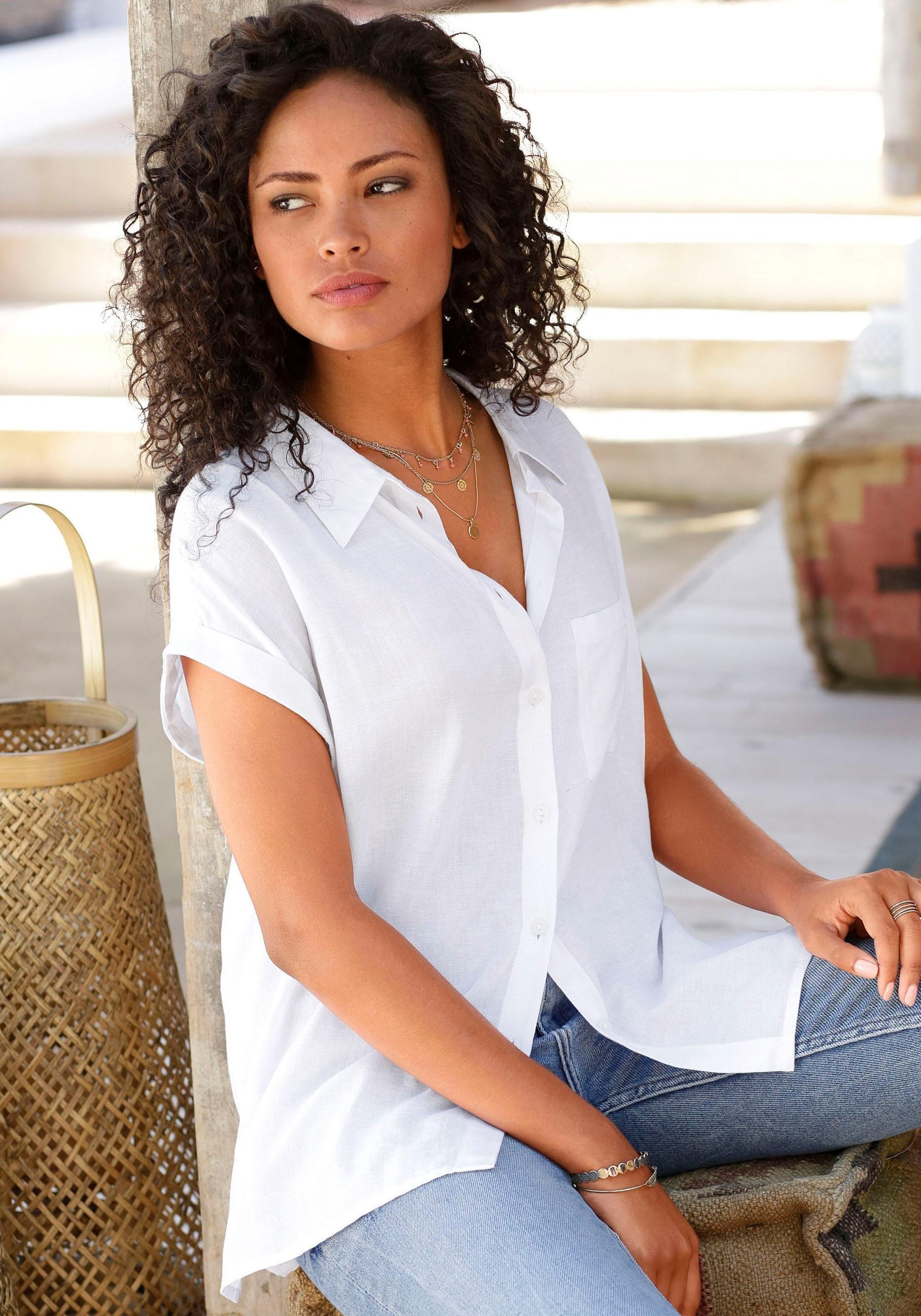 Lascana overhemdblouse - verschillende betaalmethodes