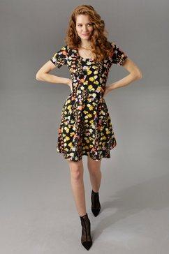 aniston shirt-jurk multicolor