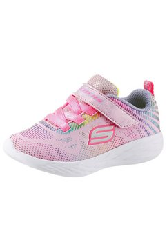skechers kids sneakers »go run 600« roze