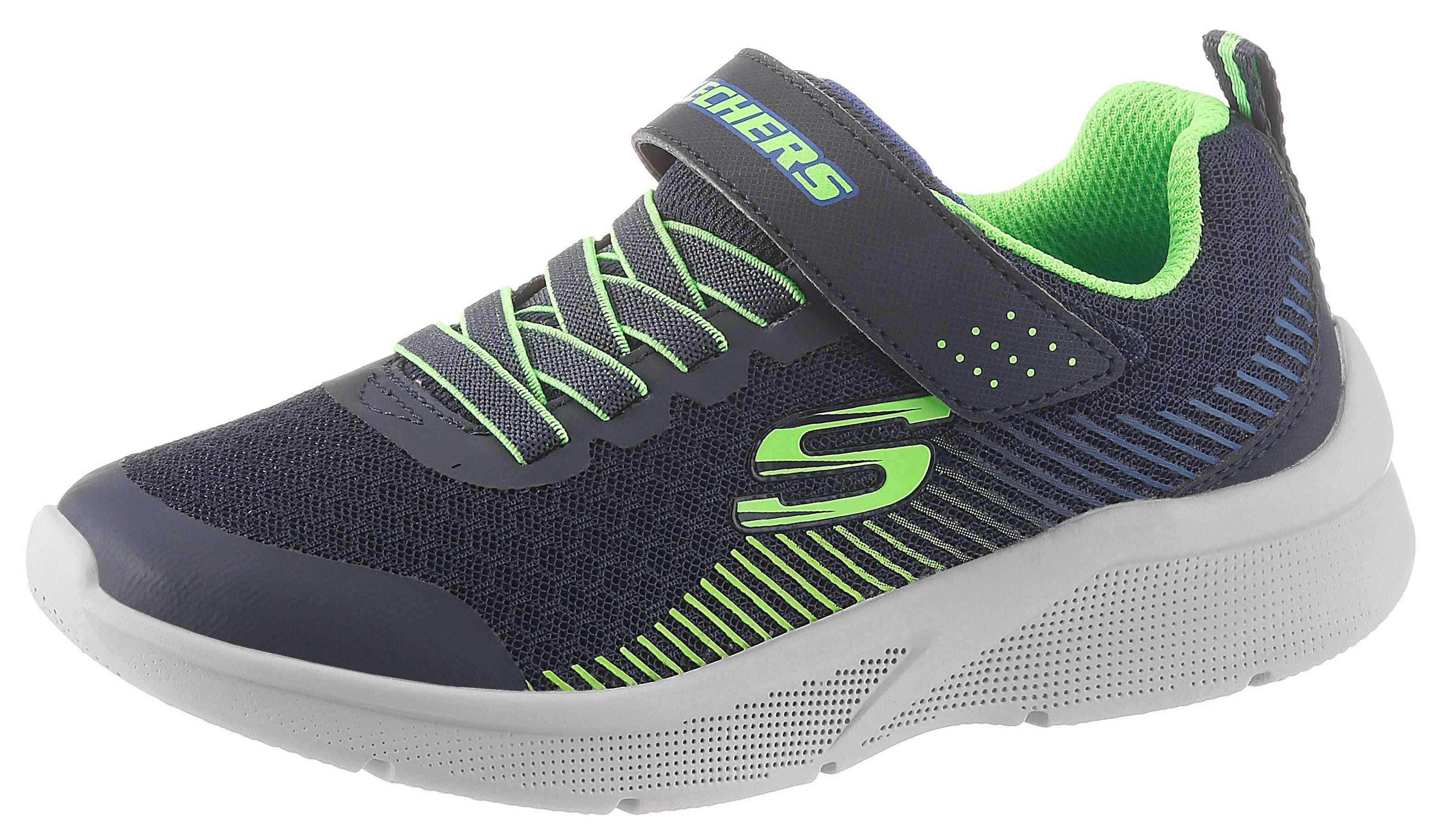 SKECHERS Sneakers laag Elite Flex navy Schoenen kopen