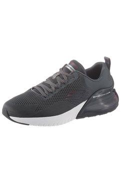 skechers sneakers »skech-air stratus« grijs