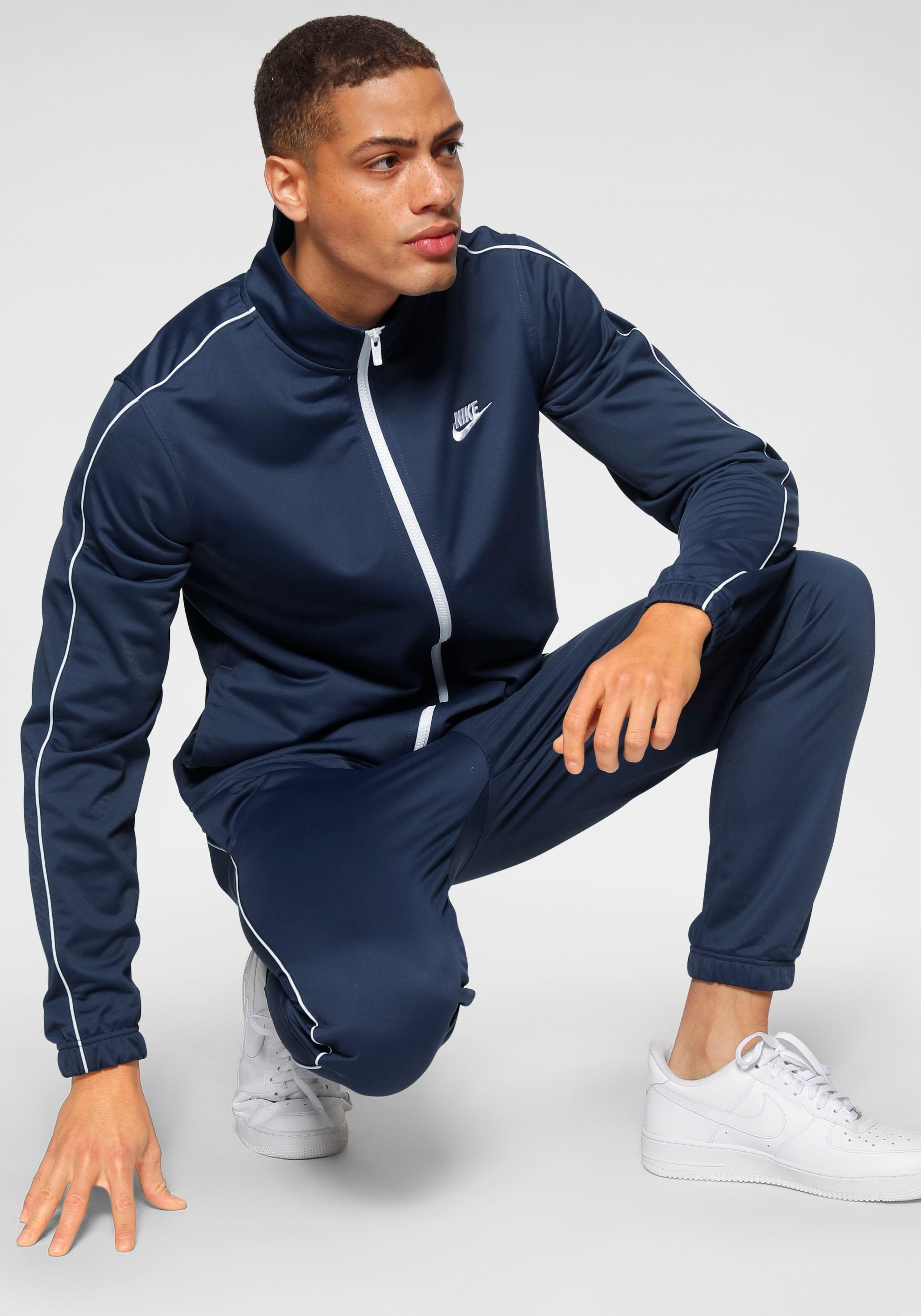 Nike Sportswear joggingpak »M NSW CE TRK SUIT PK BASIC« (2-delige set) nu online kopen bij OTTO