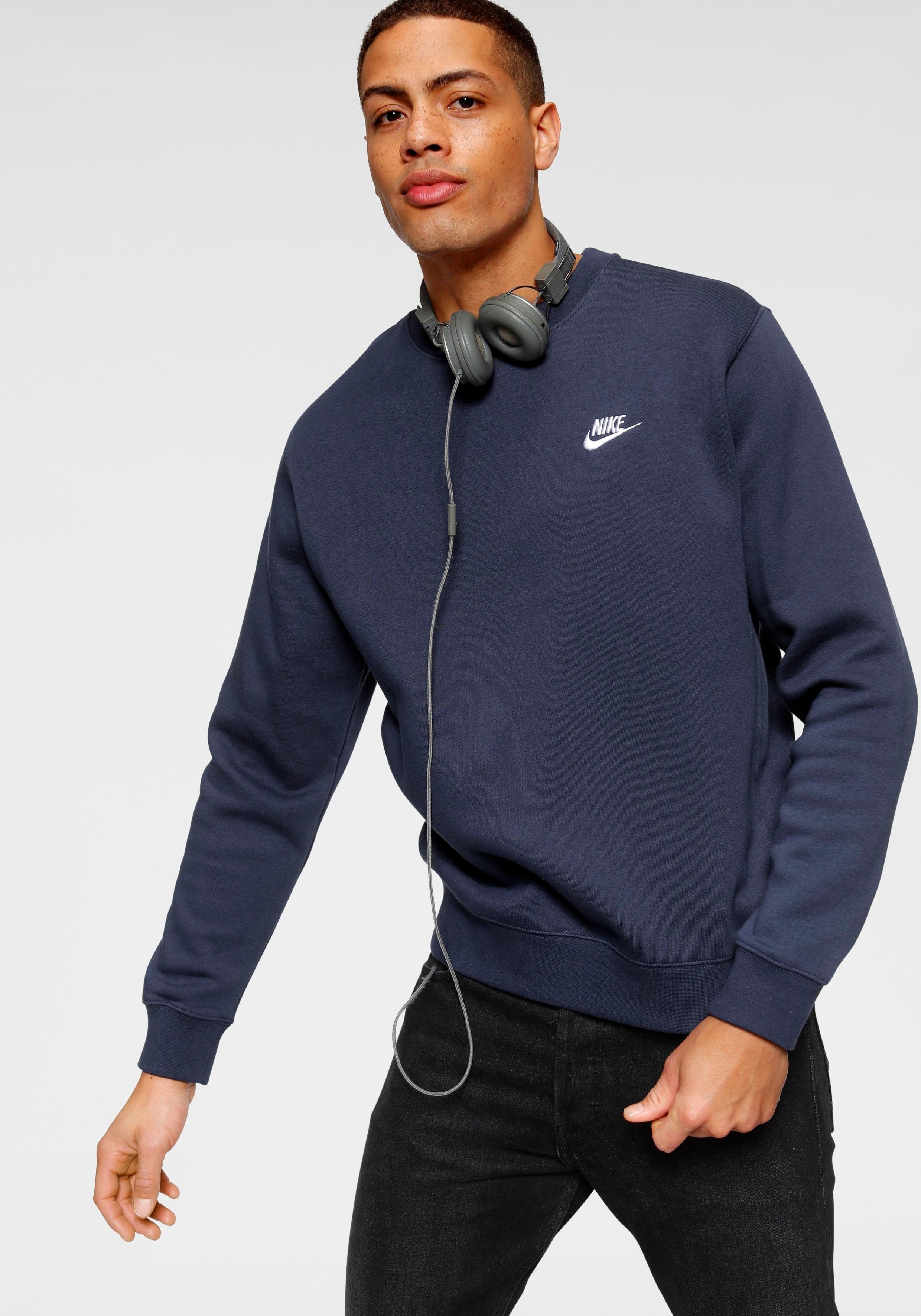 Op zoek naar een Nike Sportswear sweatshirt »M NSW CLUB CREW BB«? Koop online bij OTTO