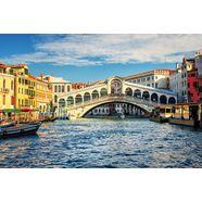 bmd fotobehang »grand canal and rialto bridge« multicolor
