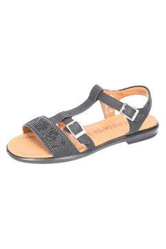 ricosta sandalen »bella« zwart