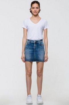 ltb jeansrok »adrea« blauw