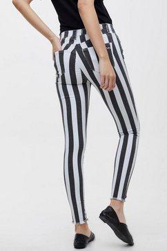 ltb high-waist jeans »tanya x« wit