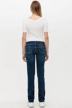 ltb straight jeans »jonquil« blauw