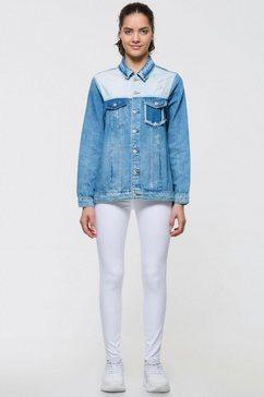 ltb jeansjack »marita« blauw