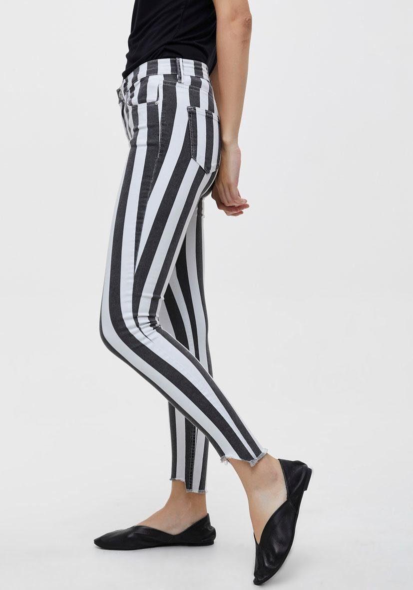 high waist jeans »TANYA X«