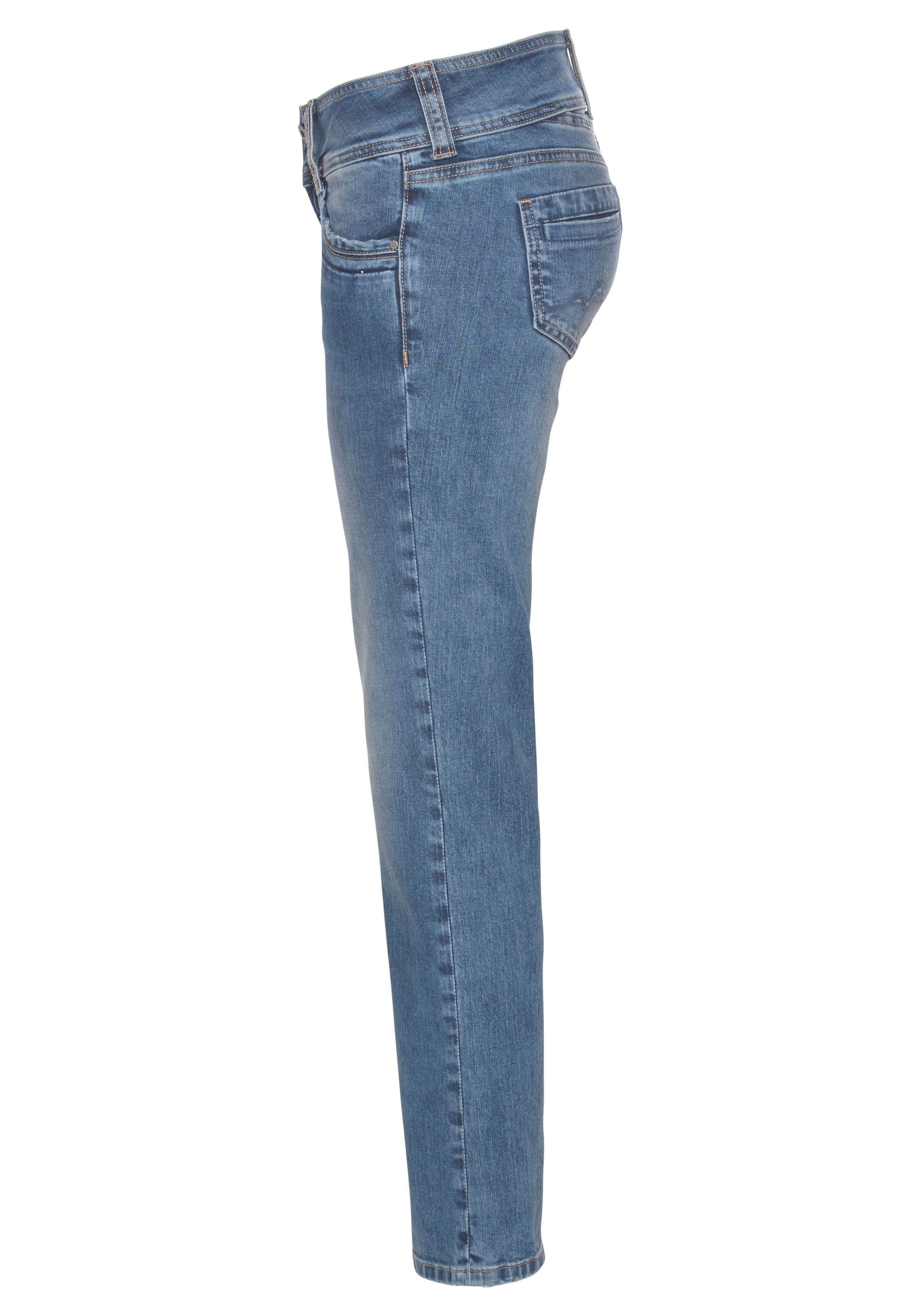 Pepe Jeans Straight-jeans Gen Nu Online Kopen - Geweldige Prijs