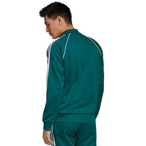 adidas originals Adicolor vest groen