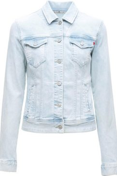 ltb jeansjack »dean x« blauw