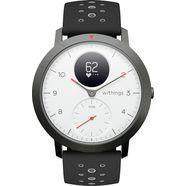 withings steel hr sport fitness-horloge wit