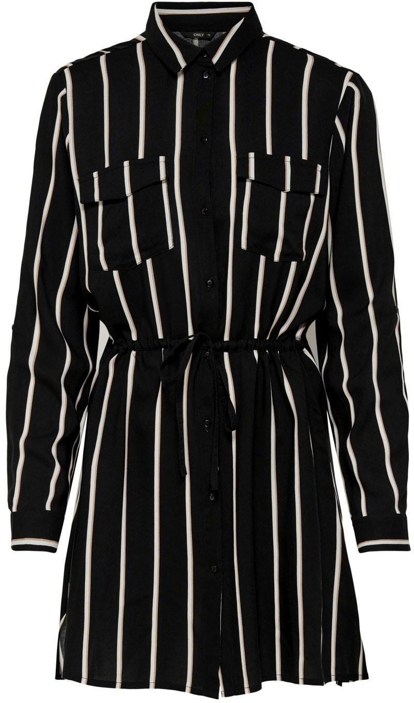 ONLY jurk met overhemdkraag »ONLTAMARI« veilig op otto.nl kopen