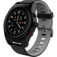 swisstone »sw 750 pro« smartwatch zwart