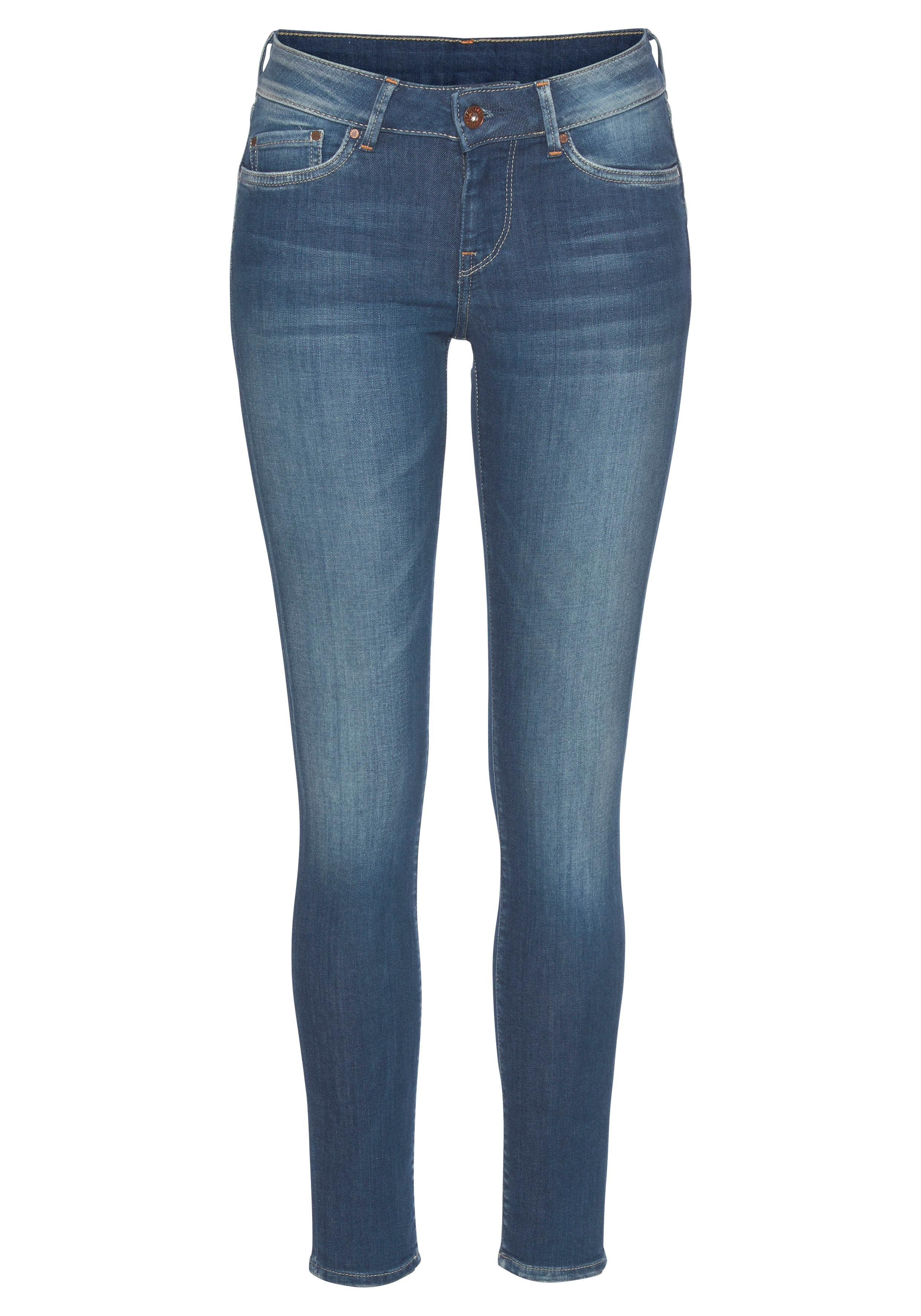 Pepe Jeans skinny fit jeans »PIXIE« in de webshop van OTTO kopen