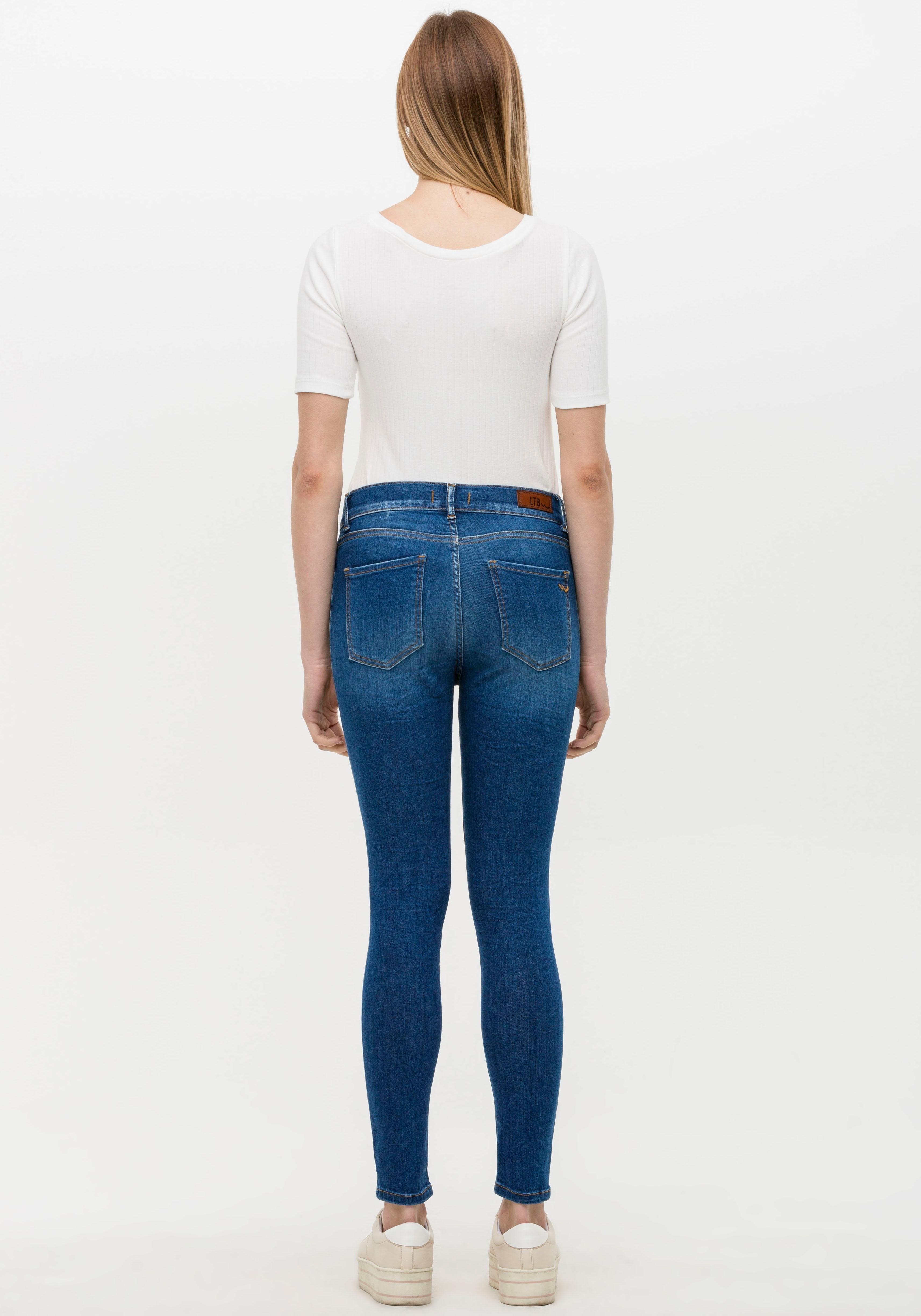 LTB ankle jeans »LONIA« in de webshop van OTTO kopen