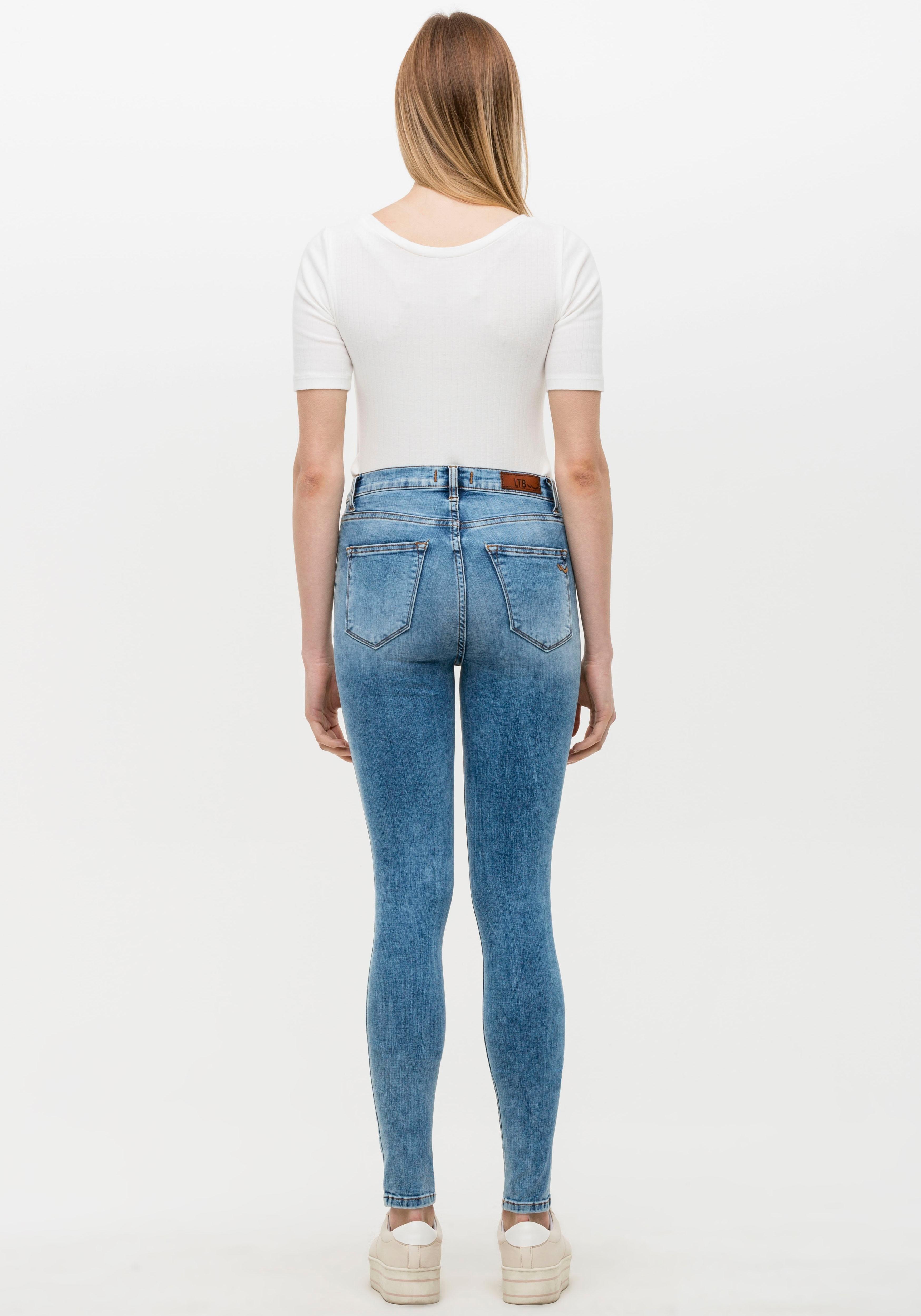 Op zoek naar een LTB skinny fit jeans »AMY«? Koop online bij OTTO