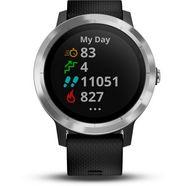 garmin smartwatch vivoactive 3 zwart
