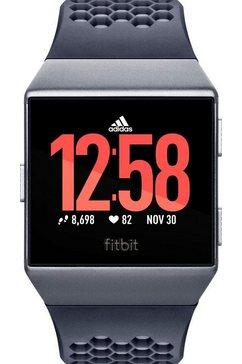 fitbit smartwatch ionic adidas edition blauw