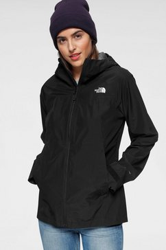 the north face regenjack »extent iii« zwart